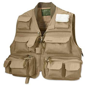 Original Super Tac-L-Pak Vest (Tan)